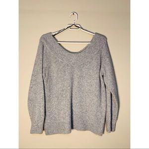 H&M off the shoulder knit